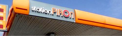 Station Piron - Herstal - Station Service / friterie / sandwicherie